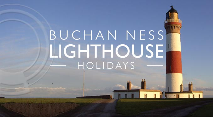 Buchan Ness Lighthouse